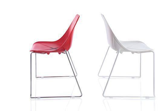 Sedia X Chair X Led Alma design