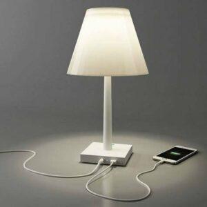 Lampada da tavolo Dina Rotaliana