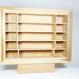 Libreria Cornice Re-Wood