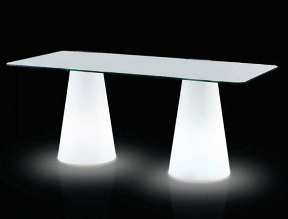 Tavolo rettangolare Hoplà Slide