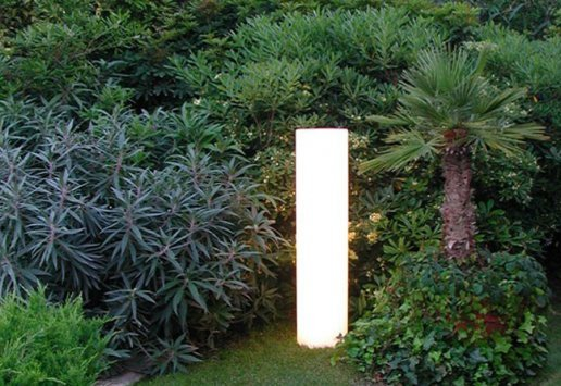 Colonna luminosa Io Slide