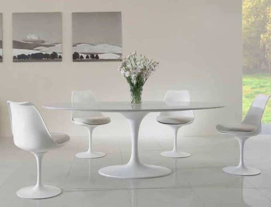 Sedia Tulip Eero Saarinen Target Su Ad Online Store Spedizione Gratuita In Italia